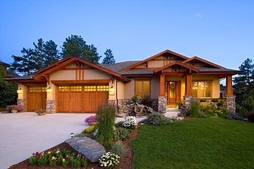 Castle Rock Craftsman Home