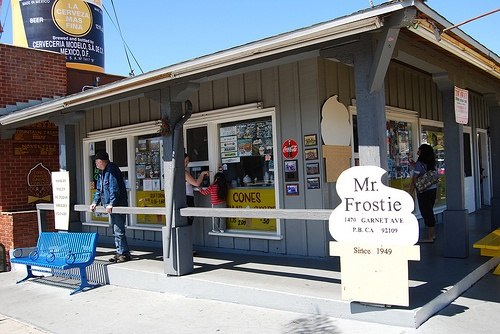 Mr Frostie