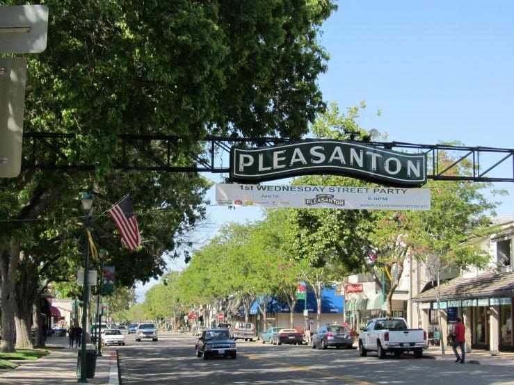 pleasanton-street