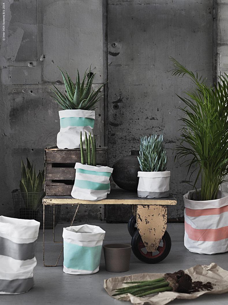 ikea planters