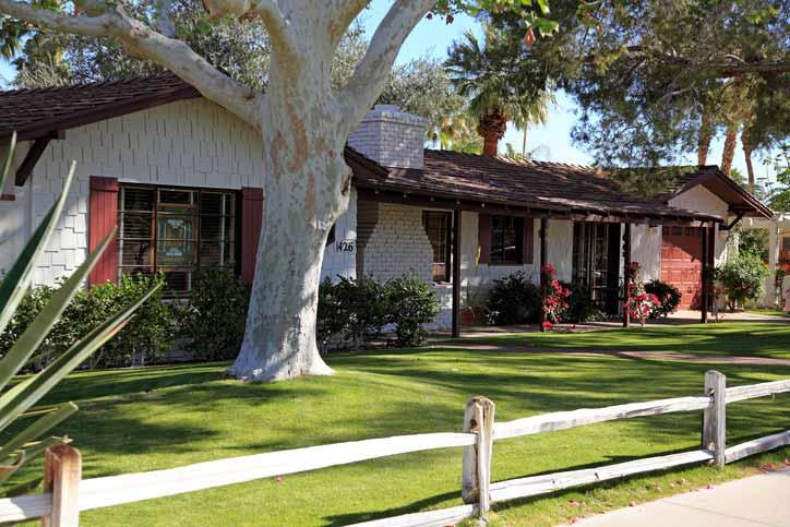 California Real Estate Lawn