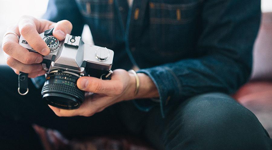 listing photo camera
